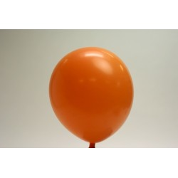 ballons orange standard 30cm (les 10)
