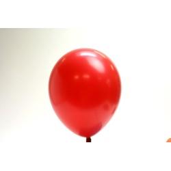 ballons ROUGE FRANCE 30cm (les 25)