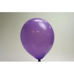 ballons parme (lilas) standard 30cm (les 10)