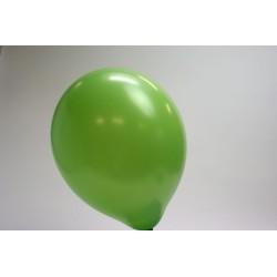 ballons vert anis standard 30cm (les 10)