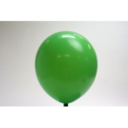 ballons vert emmeraude standard 30cm (les 100)