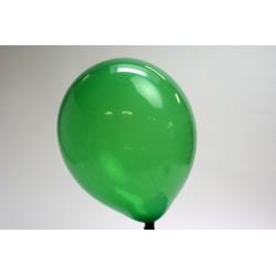 ballons vert foncé standard 30cm (les 25)