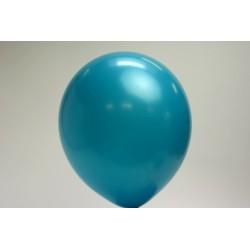 ballons bleu turquoise 30cm (les 10)