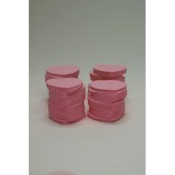 confetti de scène 100g rose  (pour 10-15 personnes)