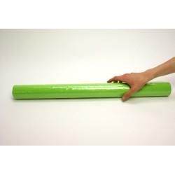 déco en papier : crépon épais 10m*70cm vert anis 19c