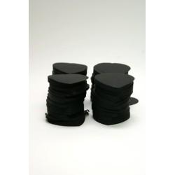 confetti de scène 100g noir  (pour 10-15 personnes)