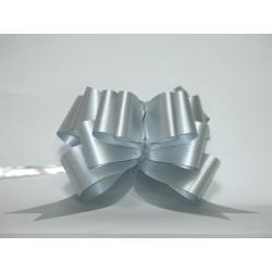 nœuds automatiques : 25 modèles papillons 11*12cm Ref 30/77 gris effet kraft