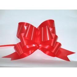 nœuds automatiques : 25 modèles papillons 6*7cm Ref 16/28 rouge
