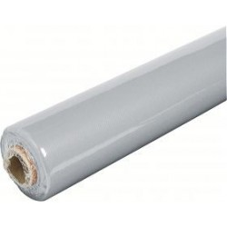 nappe imitation tissu 1,2*10m gris