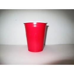verrerie : 50 gobelets rouge 50 cl