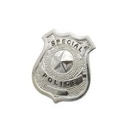 Accessoires : Badge de police