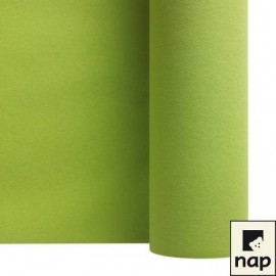 nappe imitation tissu 1,2*25m anis