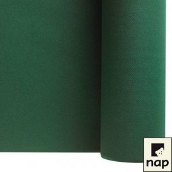nappe imitation tissu 1,2*10m vert sapin