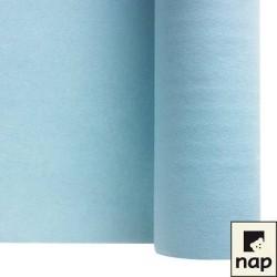 nappe imitation tissu 1,2*25m ciel