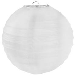 Lanterne blanche 50cm