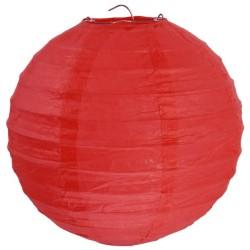 Lanterne rouge 50cm