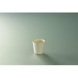 50 gobelets carton blanc 20/25cl