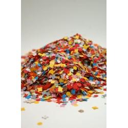 petit confetti 100g assortie