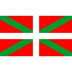 Drapeau Pays-Basque français 90 x 150cm