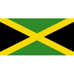 Drapeau Jamaïque 90 x 150cm