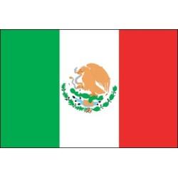 Drapeau Mexique 90 x 150cm