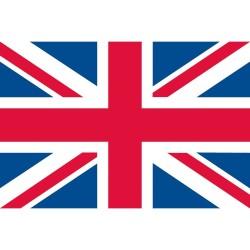 Drapeau Royaume-Uni 90 x 150cm