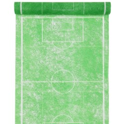 CHEMIN DE TABLE FOOT 30cm x 5m