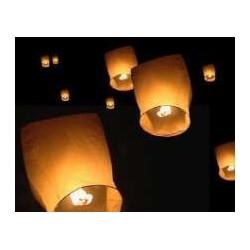 50 Lanternes Celestes