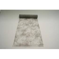 nappage : chemin de table 10mx30cm gris