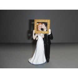 Sujet mariés photobooth