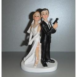 Sujet mariés espions