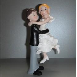 """Sujet mariés """"BD"""" amour pour la vie"""