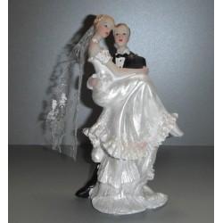 sujet mariés classique blancs