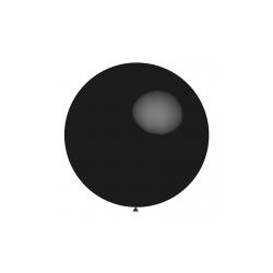 Ballon noir 80cm