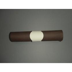 12 ronds de serviettes vitamine ivoire