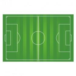terrain de foot en azyme 20x30cm