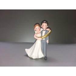 Mariés dans un anneau