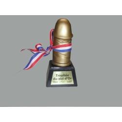 Trophée zizi d'or