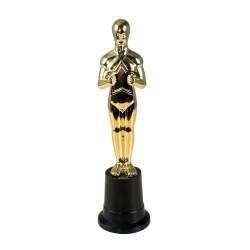 Oscar plastique - 20 cm