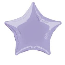 Ballon mylar étoile blanc 50.8cm