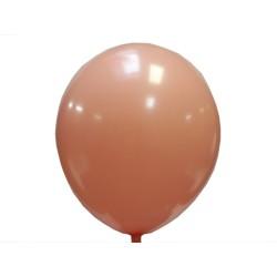 ballons saumon standard 30cm (les 10)