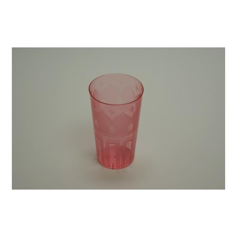 verrerie : 10 verres à thé  BORDEAUX