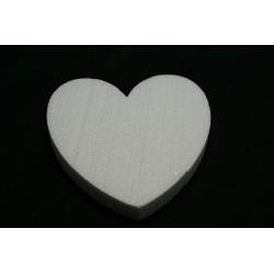 polystyrène : cœur 200x200x29 mm
